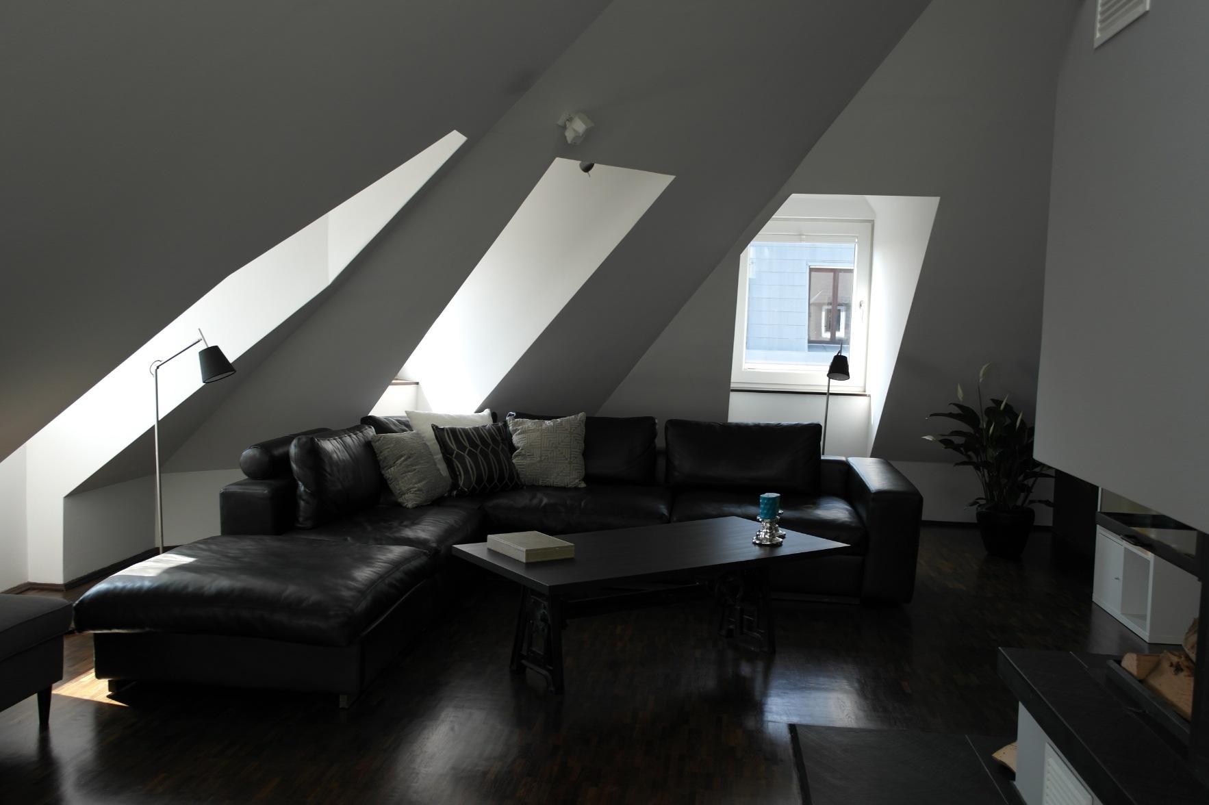 Susana Urbano Interiors - Penthouse in Frankfurt