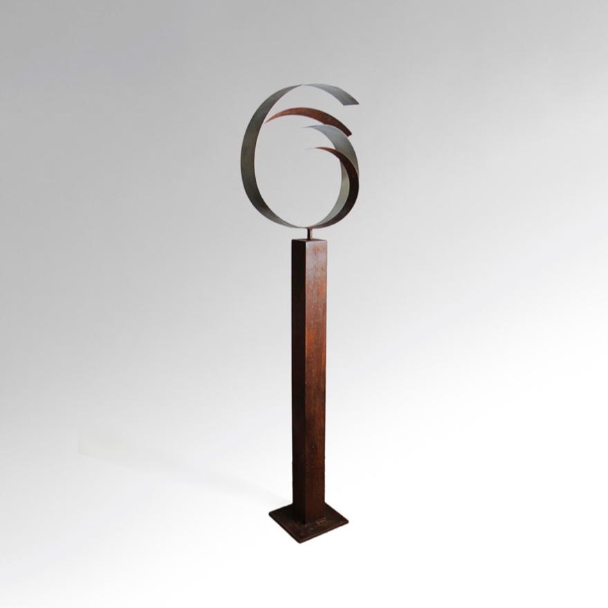 escultura seis doble