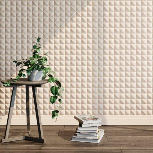 Panel decorativo 3D Cobble